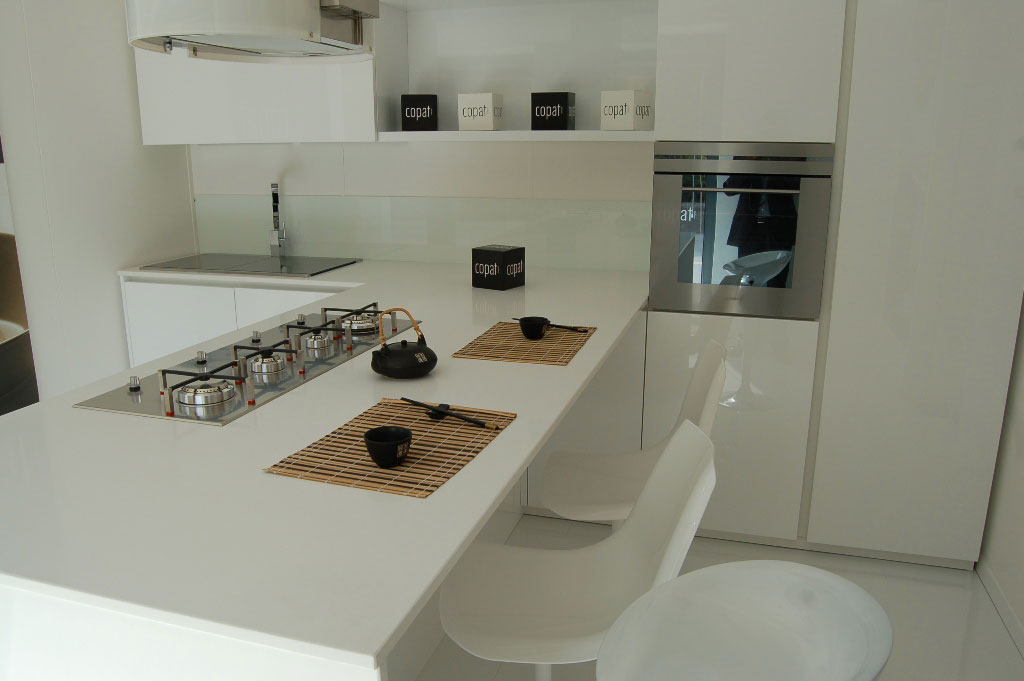 Best Top Cucina Quarzo Bianco Contemporary - Skilifts.us - skilifts.us